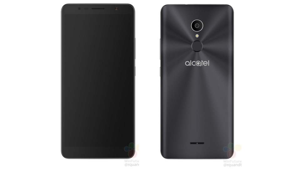 Alcatel 3C launched with 6-inch HD+ display