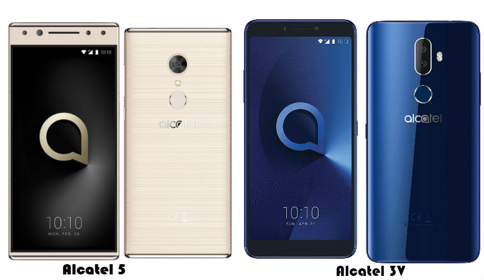 Alcatel 5, Alcatel 3V and Alcatel 1X to be unveiled on February 24