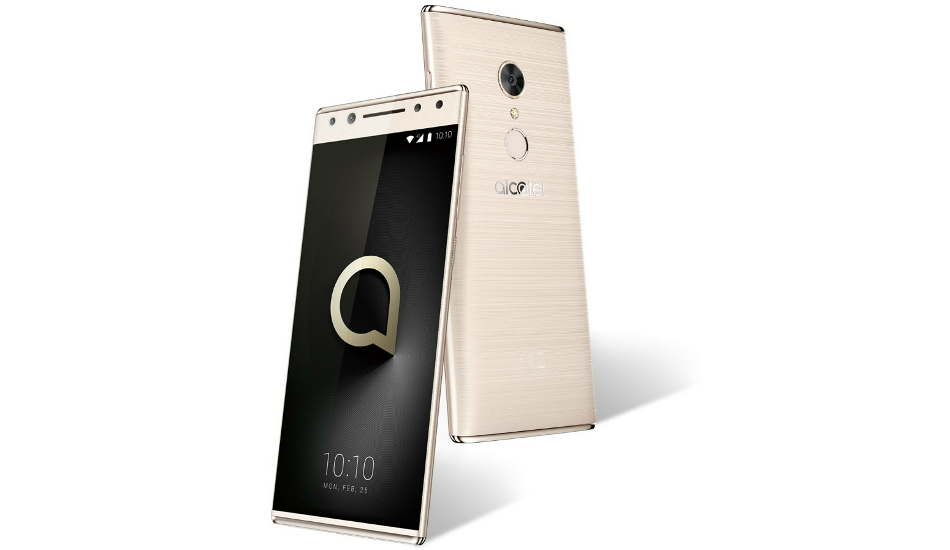 Alcatel 5 full specs, price revealed ahead of official launch