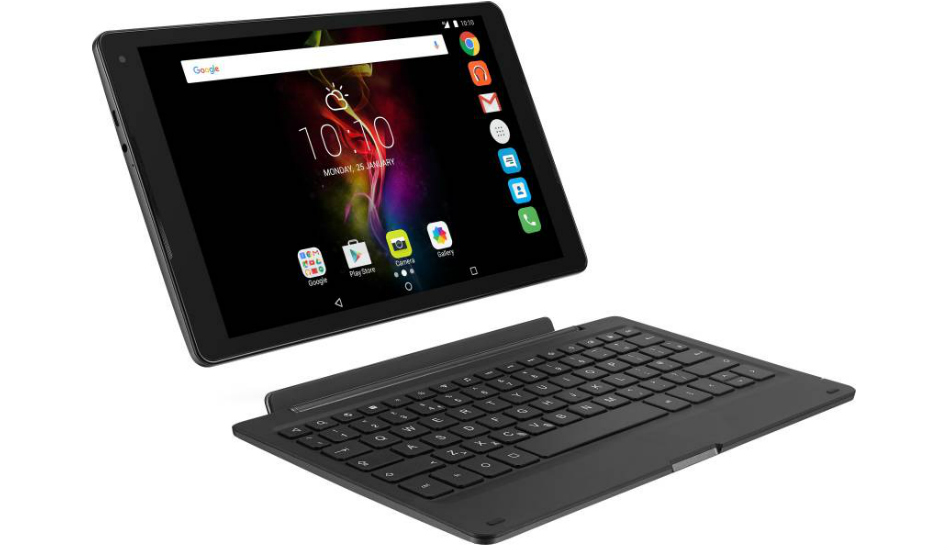 Alcatel Pop4 10 4G 2-in-1 tablet launched in India for Rs 12,999