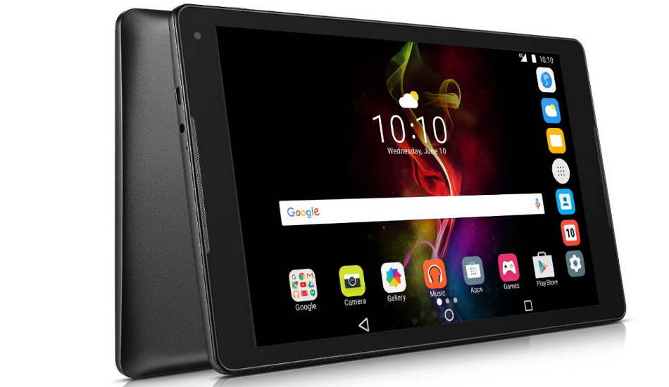 Alcatel POP4 10 4G and A3 10 Wi-fi tablets launched in India starting Rs 6,999
