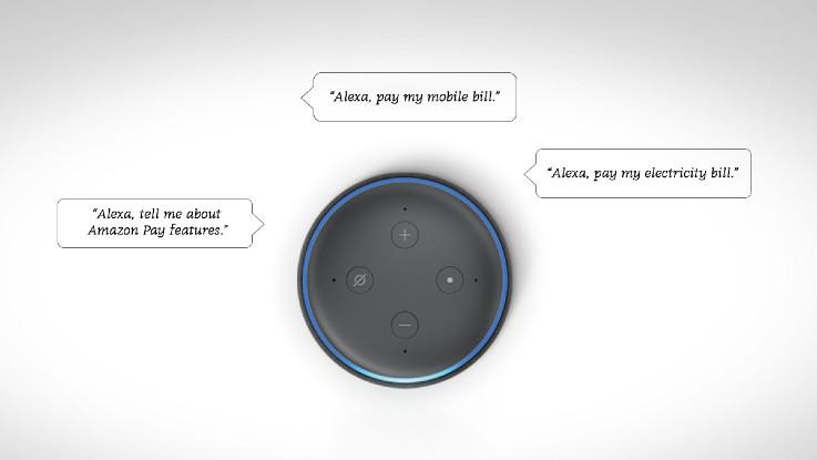 Amazon Alexa now allows you to pay utility bills via Amazon Pay