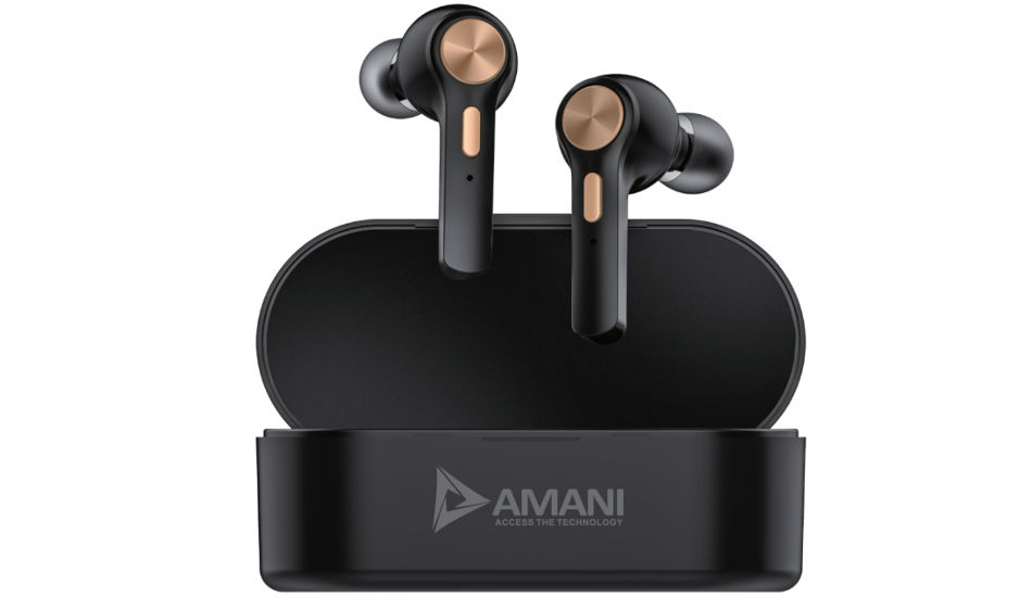 AMANI wireless earbuds launched for Rs 999