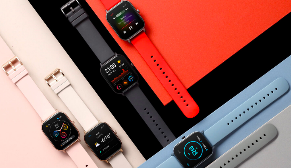 Huami unveils Amazfit GTS, Smart Sports Watch 3, Amazfit X