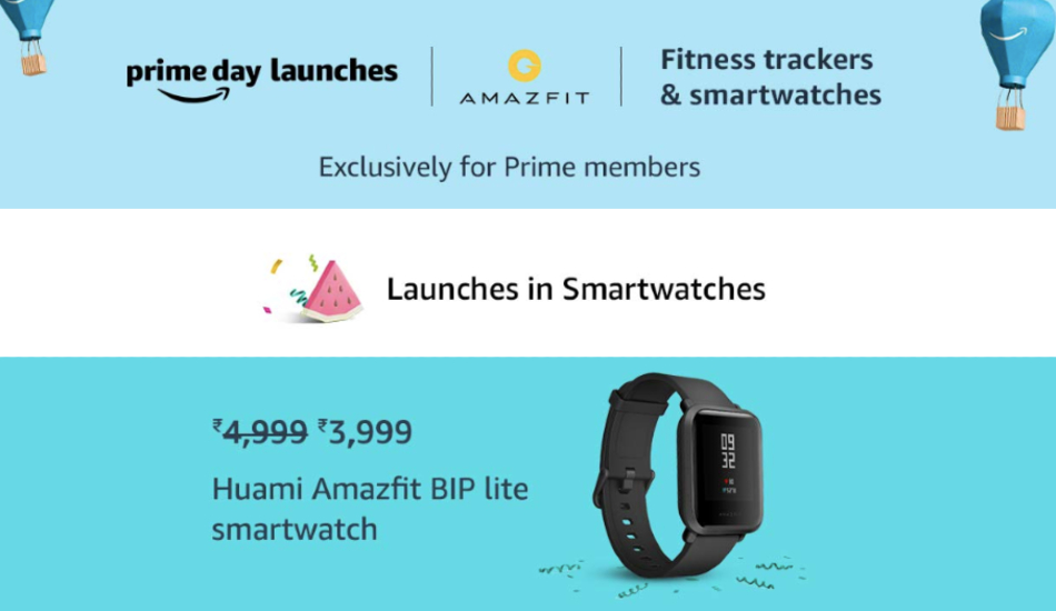 Amazfit Bip Lite activity tracker launched for Rs 3,999