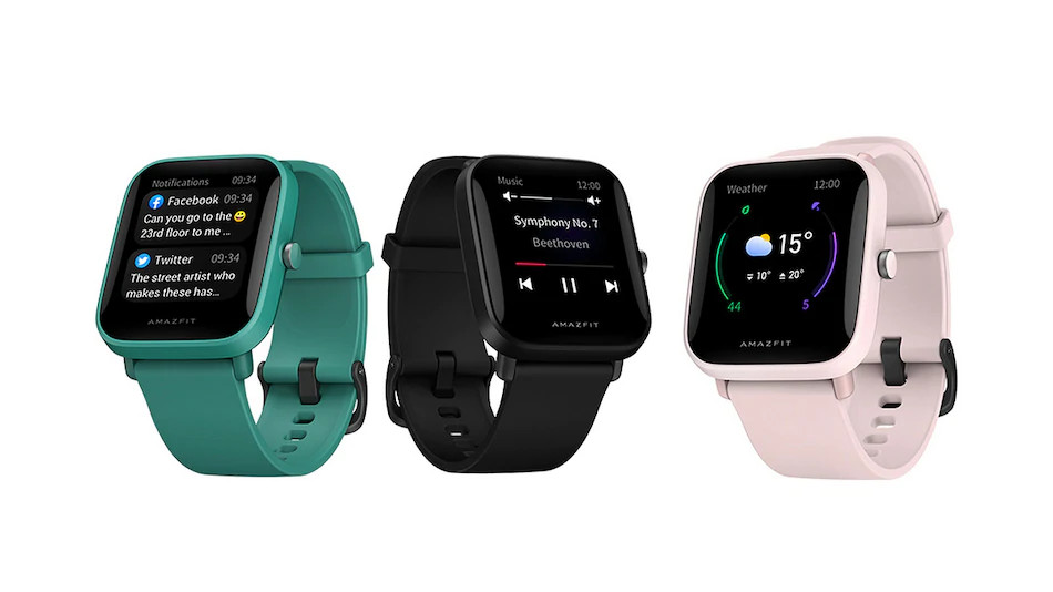 Amazfit Pop smartwatch launched with 9 days battery life, 60 sports modes