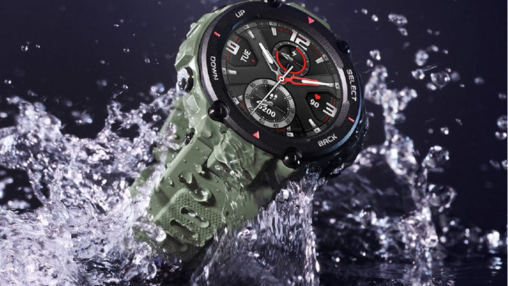 CES 2020: Huami Amazfit T-Rex rugged smartwatch, Amazfit Bip S and more announced