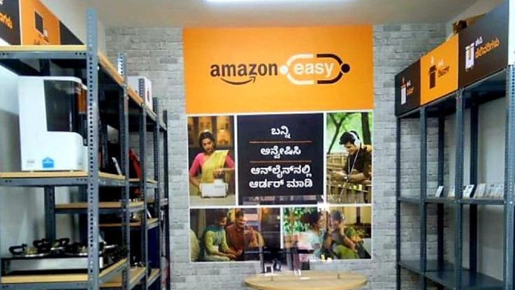 Amazon introduces upgraded Easy store in India