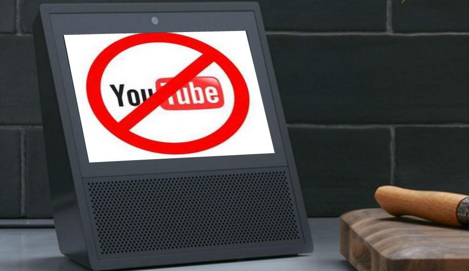 Fight intensifies between Amazon YouTube