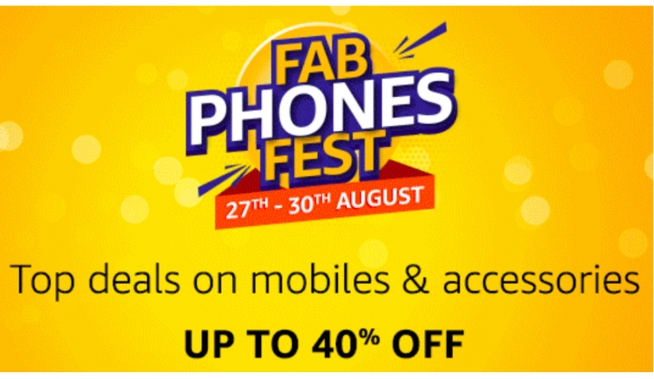 Amazon Fab Phones Fest: Offers on OnePlus 7, Oppo K3, Samsung Galaxy M30 and more