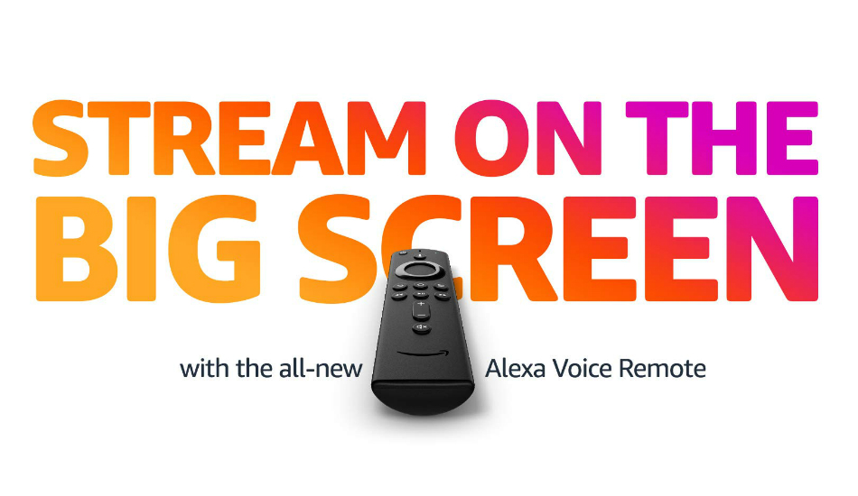 Amazon  Fire TV Stick with Alexa Voice Remote launched for  Rs 3,999