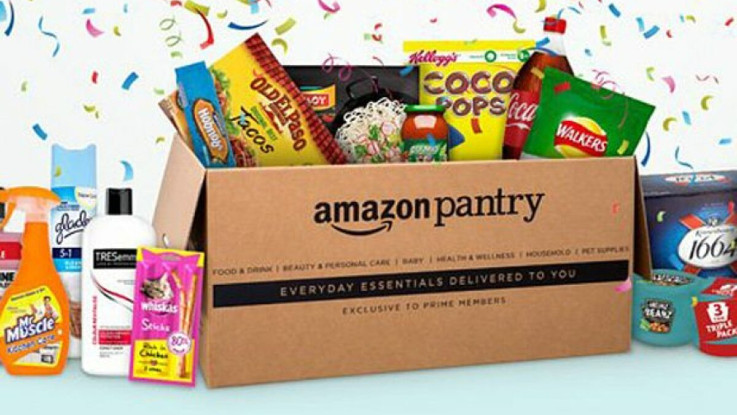 Amazon Pantry service is now live in  over 300 cities in India