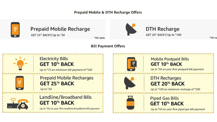 Now you can pay utility bills using Amazon Pay balance