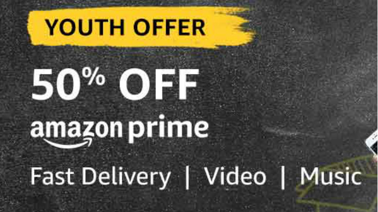 Amazon is offering Prime membership at Rs 499 for young adults
