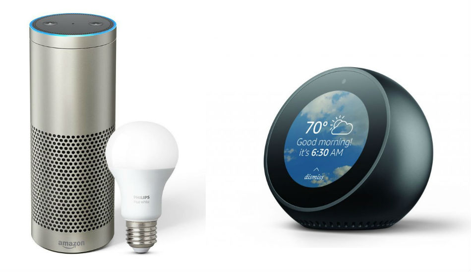 Amazon announces new Echo, Echo Plus smart speakers, Echo Spot alarm clock and more