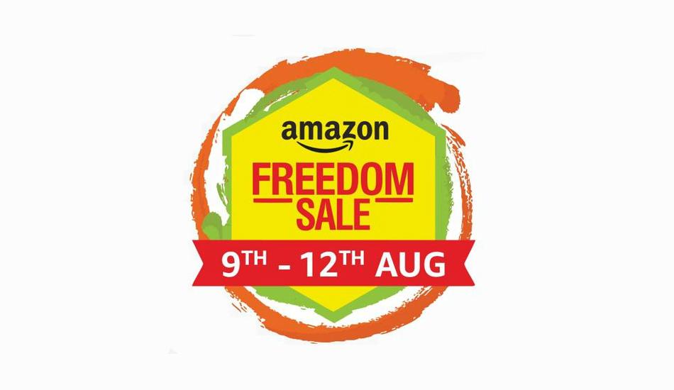 Amazon Freedom Sale 2018: Grand deals on TVs, smartphones, accessories