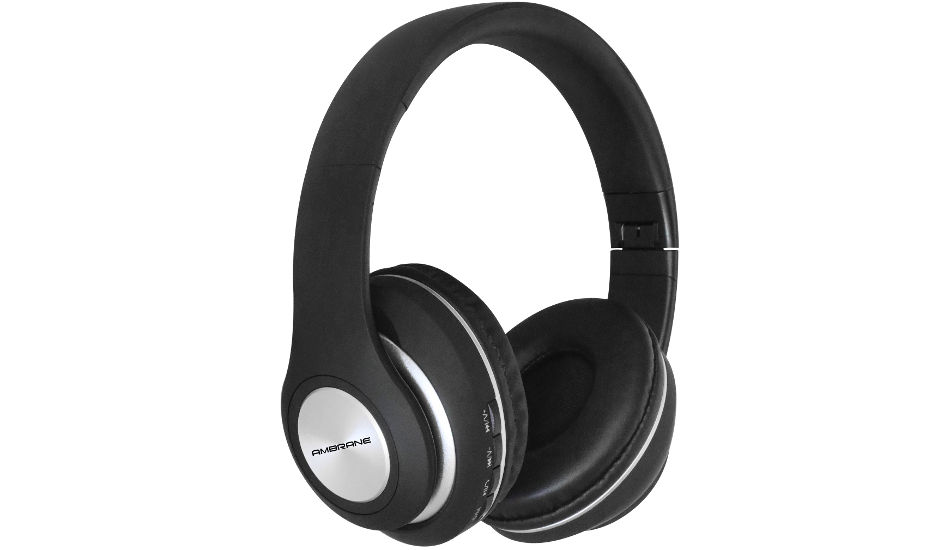 Ambrane launches WH83 noise isolating wireless headphones for Rs 1199