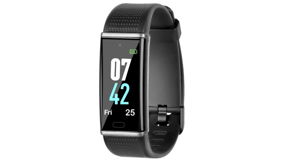 Ambrane fitness band AFB 38 with Coloured Display and Heart Rate Monitor launched at Rs 2,999