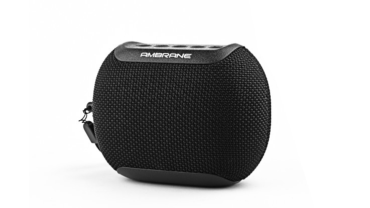 Ambrane introduces BT-83 Portable Bluetooth speaker in India