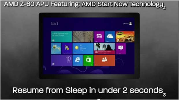 AMD launches tablet chip, will make Windows 8 tablets cheaper