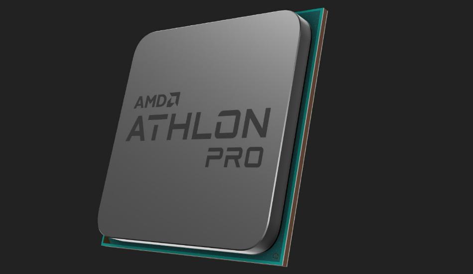 AMD introduces new Athlon, Athlon Pro, Ryzen Pro processors for desktops