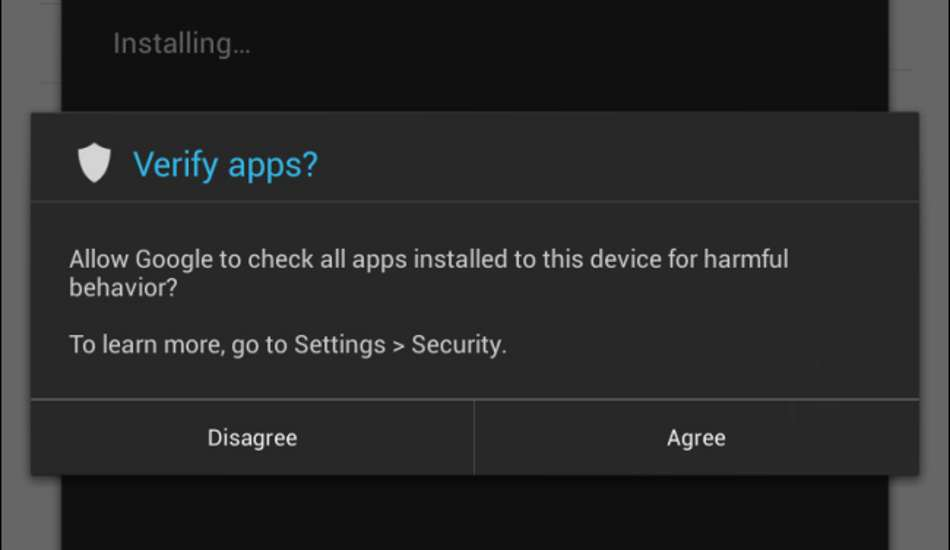 Google releases Verify Apps update to monitor Android applications