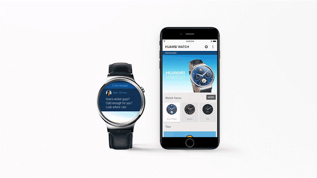 Huawei Watch 2 to be unveiled in February, Google rolls out final Android Wear 2.0 developer preview