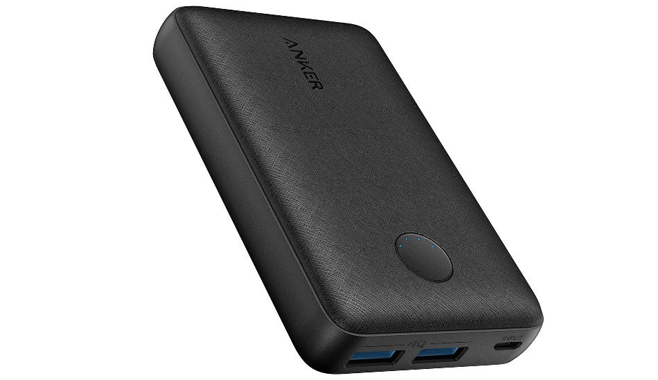 Anker PowerCore Select 10,000mah Power Bank launched for Rs 1,999