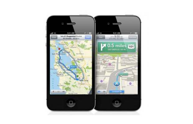 Apple won't give up the fight to Google Maps that easily
