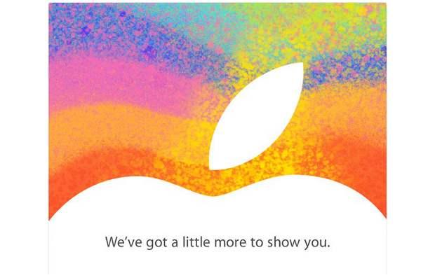 Apple to unveil iPad Mini on October 23