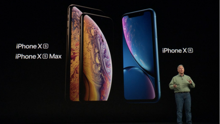 Apple iPhone XR, iPhone Xs, Xs Max with new A12 Bionic chipset, improved FaceID announced