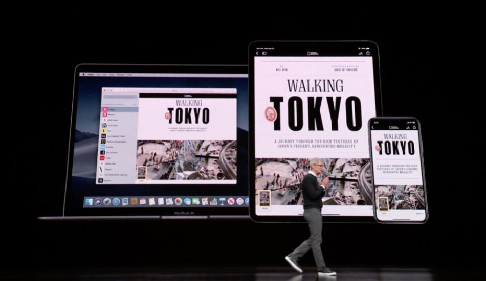 Apple Show Time event: News Plus, Apple Card, Apple Arcade, TV Channels, TV Plus services announced