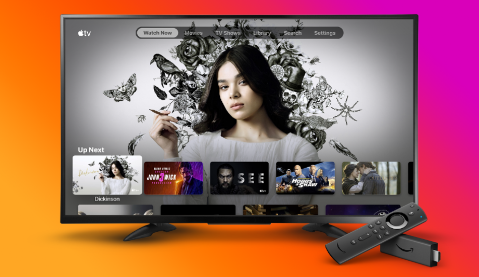Apple TV app makes its way to Amazon Fire TV devices