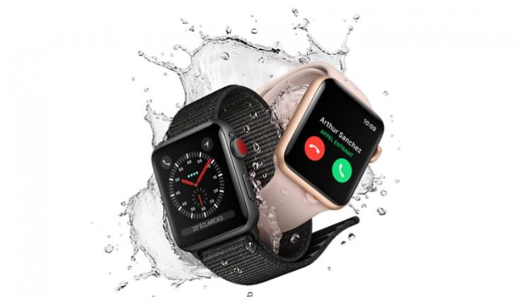 Apple introduces screen replacement programme for Watch Series 2, Series 3