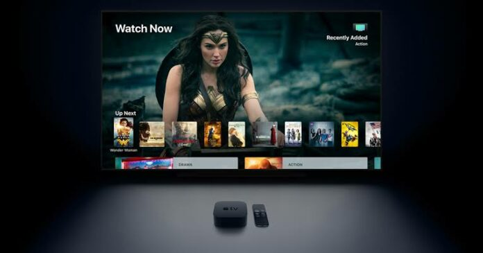 Apple TV app now available on Android TV