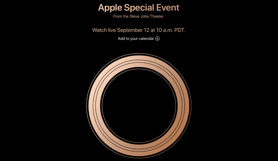 It's Official: Apple will unveil its 2018 iPhones on September 12, iPhone XS renders leaked