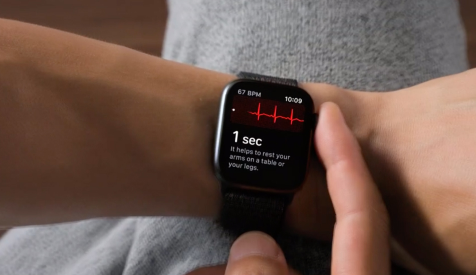 Apple Watch Series 4 to launch in India at a starting price of Rs 40,900