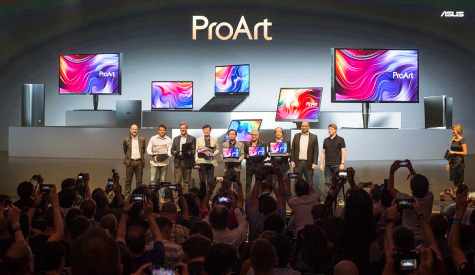 IFA 2019: Asus announces ProArt series, ASUSPRO B9, VivoWatch SP