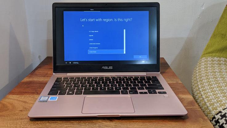 Asus Zenbook UX331U Review