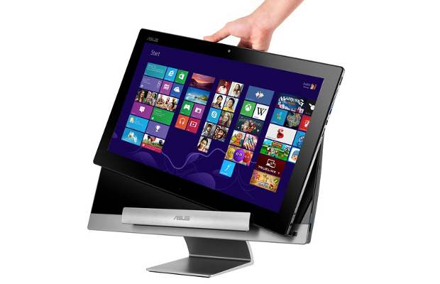 Asus unveils 2 in 1 tablet with Windows 8 & Android OS