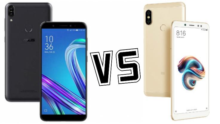 Mid-Range Kings: Asus Zenfone Max Pro (M1) vs Xiaomi Redmi Note 5 Pro