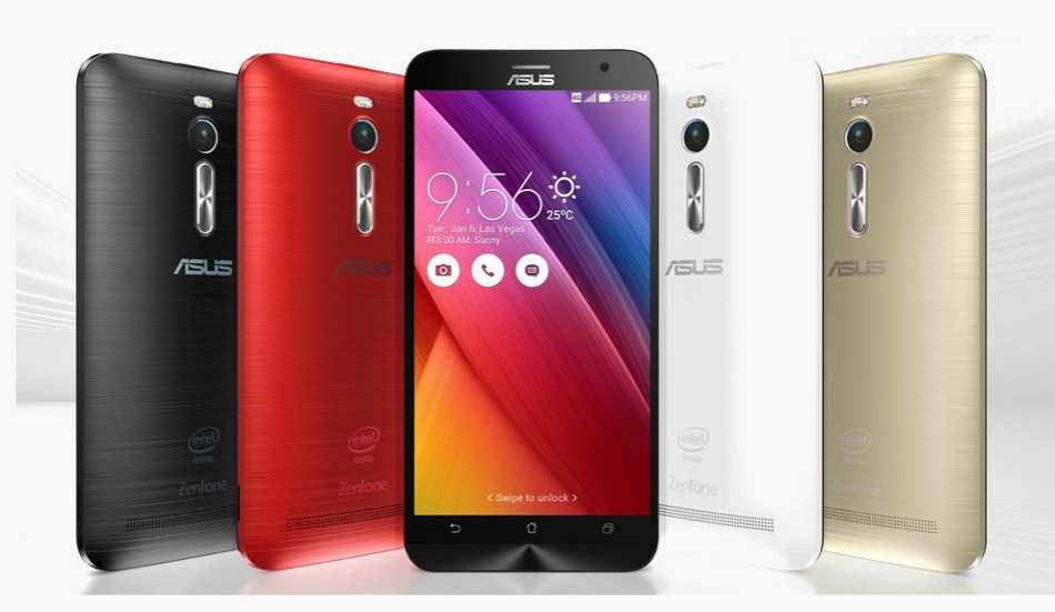 Asus ZenFone 2 in pics
