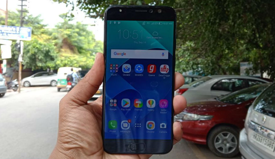 Asus Zenfone 4 Selfie Pro Review: The Force is not too strong with this one!