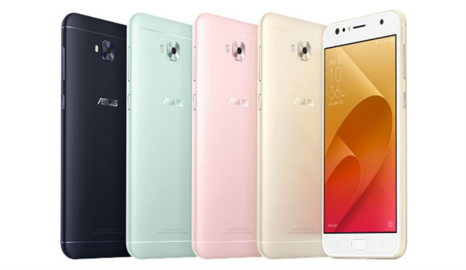 Asus Zenfone 4 Selfie series launched in India, price starts at Rs 9,999