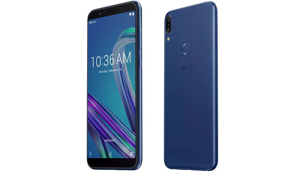 Asus ZenFone Max Pro M1 Blue Colour variant launched in India