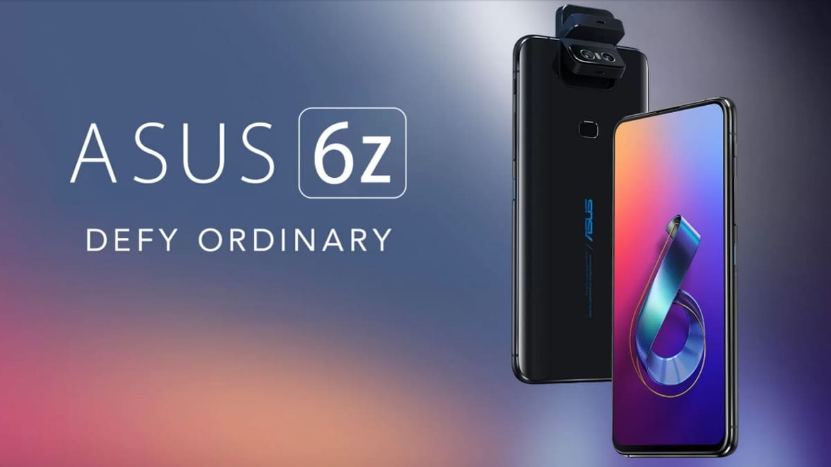 Asus 6Z starts receiving Android 10 update in India