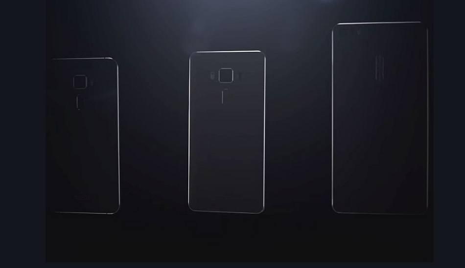 Asus teases three Zenfone 3 series smartphones