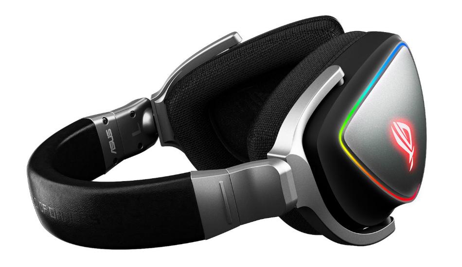 Asus announces ROG Delta, Delta Core gaming headsets