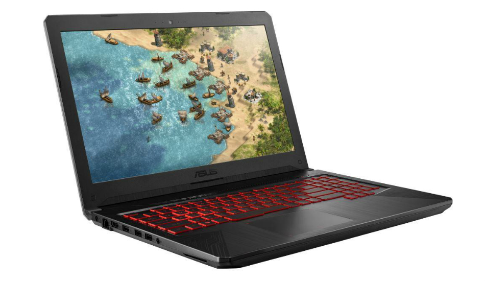 Asus refreshes its FX504 TUF Gaming laptop with NVIDIA GTX 1060 graphics