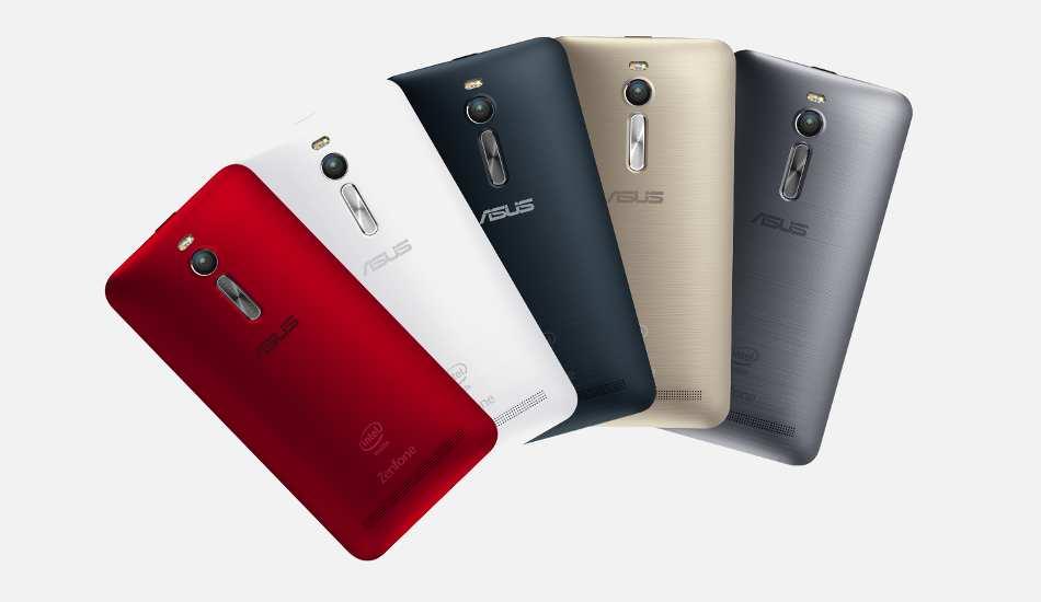 Asus Zenfone 2 vs Xiaomi Mi 4 vs OnePlus One